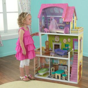 Kidkraft Florence Dollhouse2