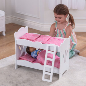 Kidkraft Lil' Doll Bunk Bed2
