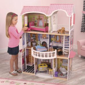 Kidkraft Magnolia Mansion Dollhouse2