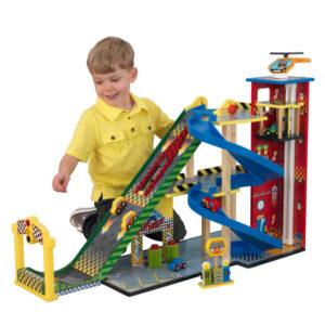Kidkraft Mega Ramp Racing Set