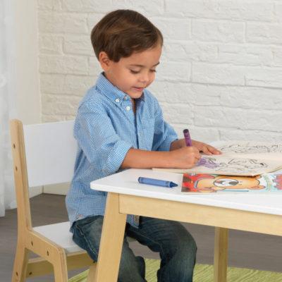 Kidkraft Modern Table and 2 Chairs Set5