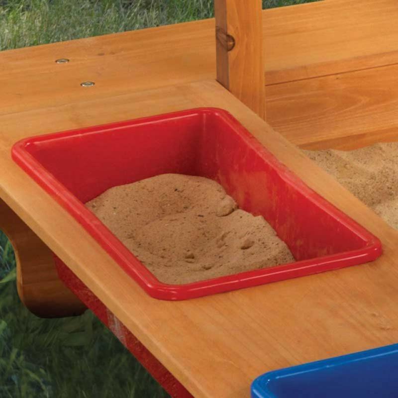 Kidkraft Outdoor Sandbox with Canopy2Kidkraft Outdoor Sandbox with Canopy2