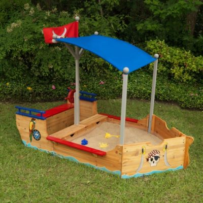 Kidkraft Pirate Sandboat1
