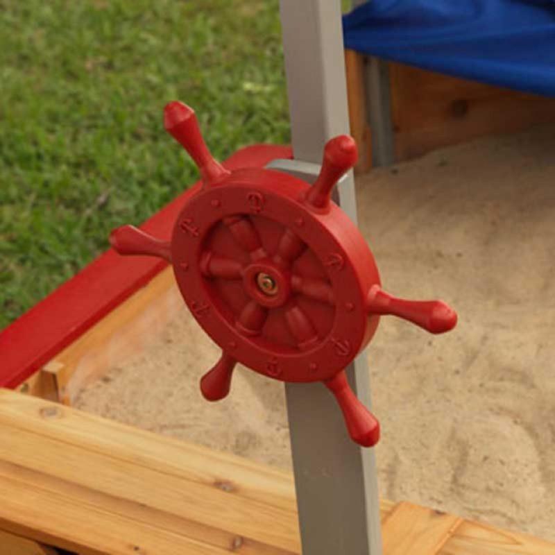 Kidkraft Pirate Sandboat3