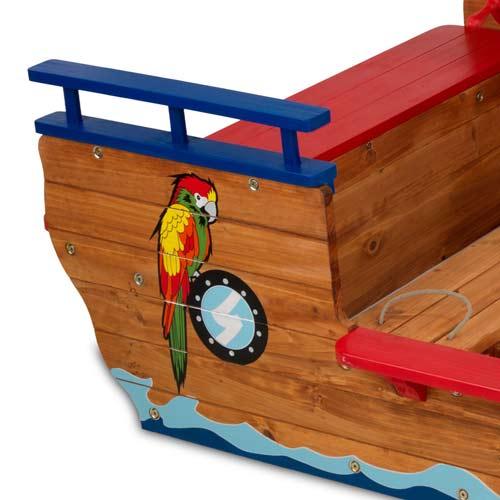 Kidkraft Pirate Sandboat4