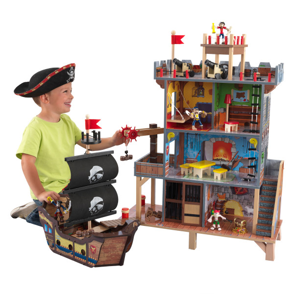 Kidkraft Pirate's Cove Play Set1
