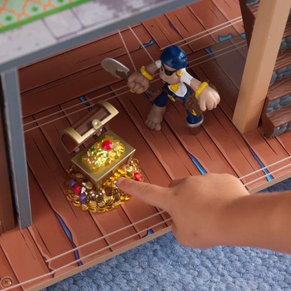 Kidkraft Pirate's Cove Play Set4