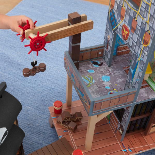 Kidkraft Pirate's Cove Play Set5