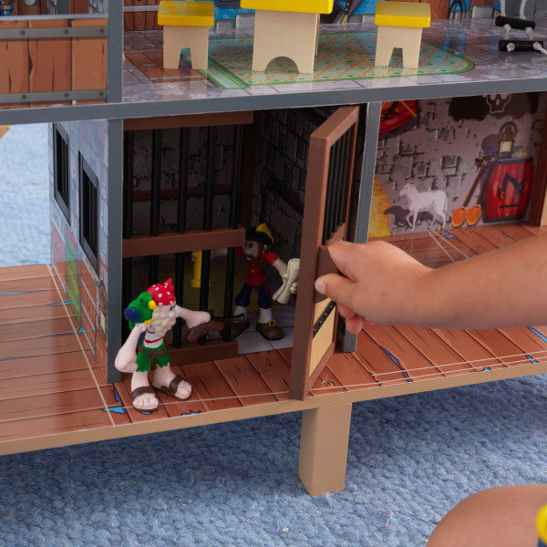 Kidkraft Pirate's Cove Play Set7