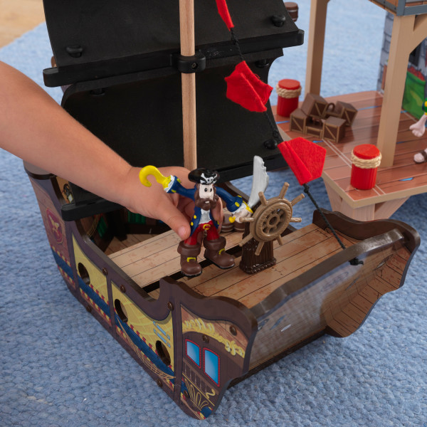 Kidkraft Pirate's Cove Play Set8