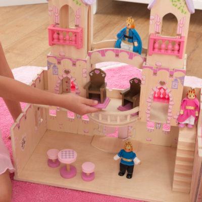 Kidkraft Princess Castle7