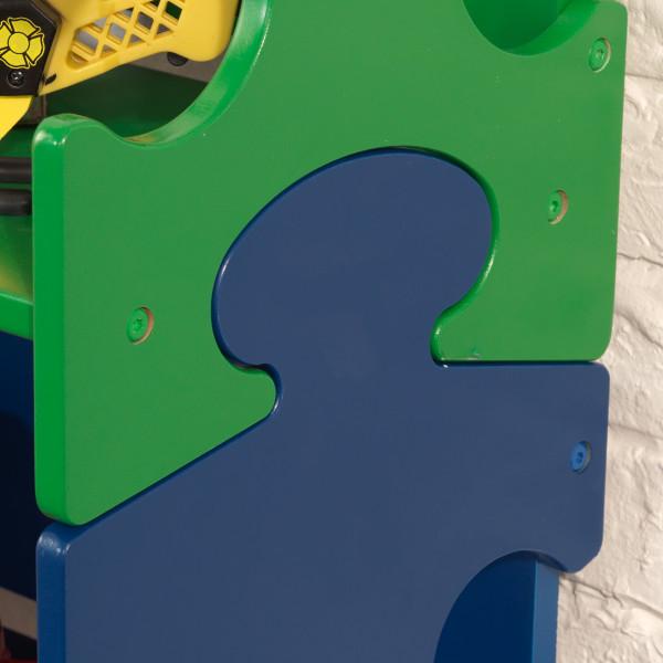 Kidkraft Puzzle Bookshelf - Primary6