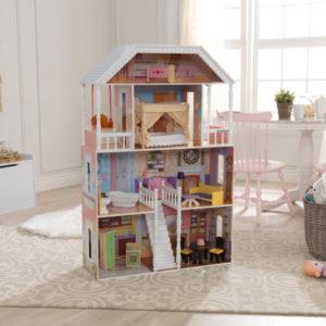 Kidkraft Savannah Dollhouse with furniture1