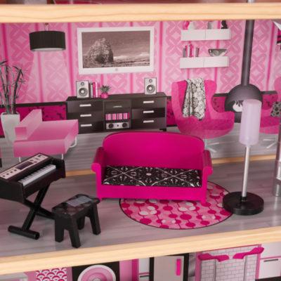 Kidkraft Sparkle Mansion Dollhouse6
