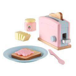Kidkraft Toaster Set - Pastel1