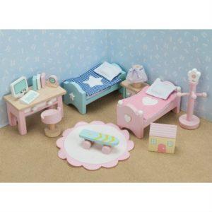 Le Toy Van Doll House Children's Room