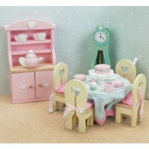Le Toy Van Doll House Daisylane Drawing Room Set