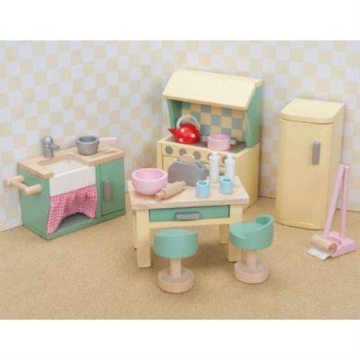 Le Toy Van Doll House Daisylane Kitchen