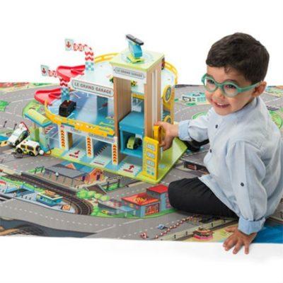 Le Toy Van Le Grand Garage 2