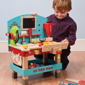 Le Toy Van My First Tool Bench 2