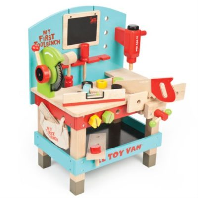Le Toy Van My First Tool Bench