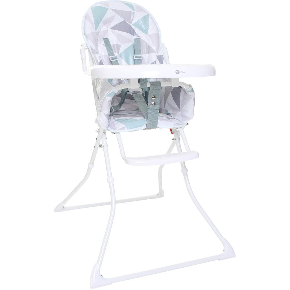 Fine Mychild Pepper Highchair Geo Diamond Machost Co Dining Chair Design Ideas Machostcouk