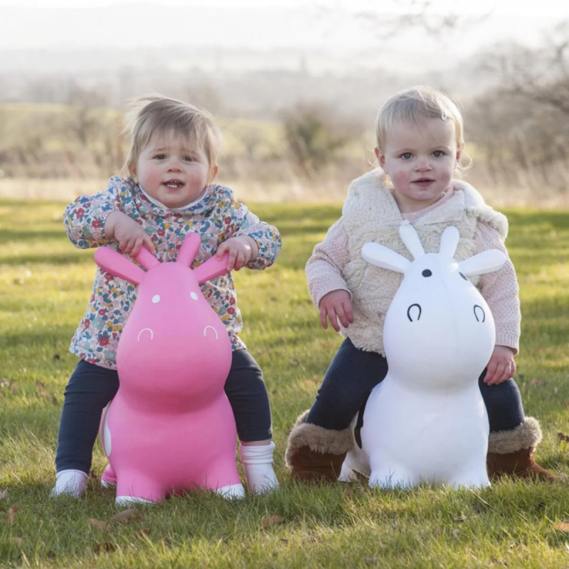Happy Hopper Pink Cow