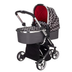 Obaby Chase Stroller and Carrycot - Eclipse