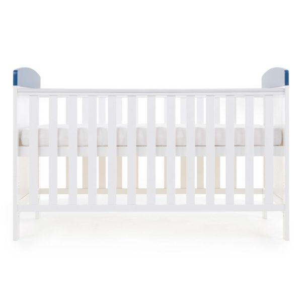 Obaby Disney Inspire Cot Bed - Mickey Mouse Ahoy 4