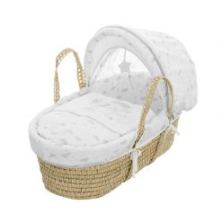 Obaby Disney Winnie the Pooh Moses Basket - Dreams and Wishes