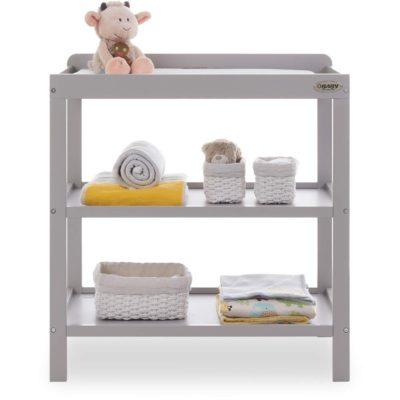 Obaby Grace 3 Piece Room Set - Warm Grey 2