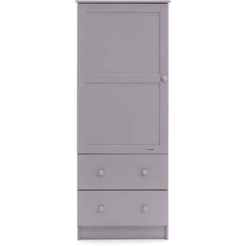 Obaby Grace 3 Piece Room Set - Warm Grey 3