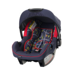 Obaby Group 0+ Infant Car Seat - Toy Traffic