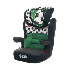 Obaby Group 2-3 High Back Booster - Football
