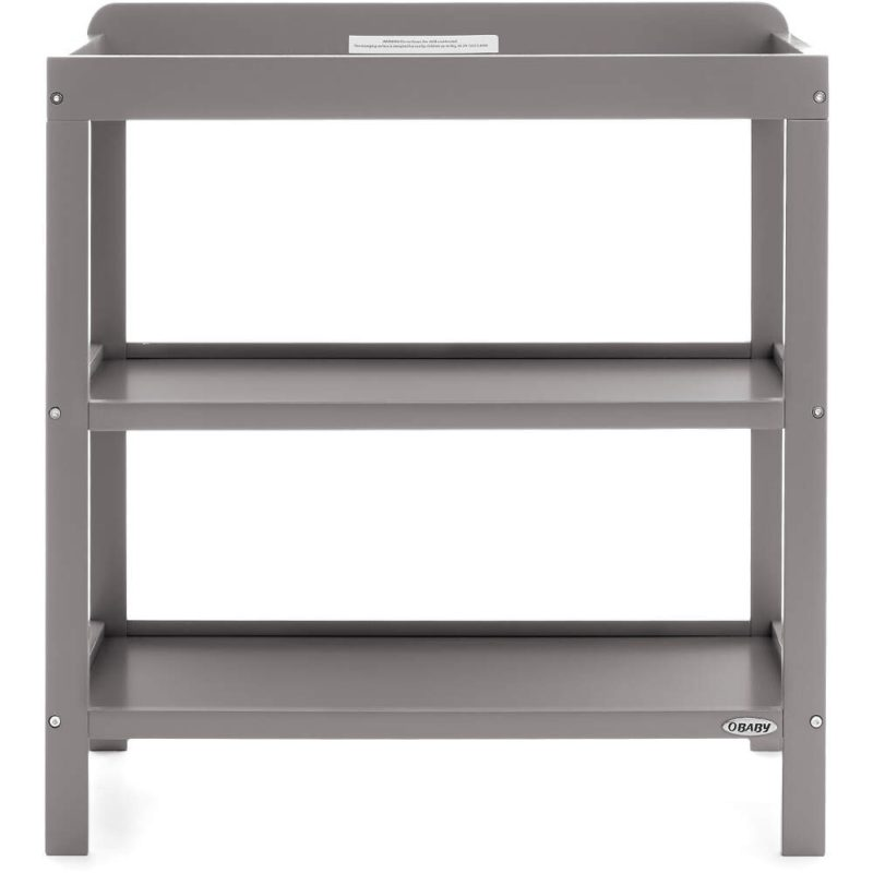 Obaby Lily 2 Piece Room Set - Taupe Grey 3