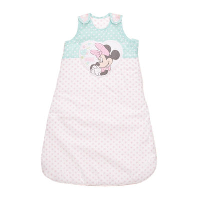 Obaby Minnie Mouse Sleeping Bag (0-6months) - Love Minnie