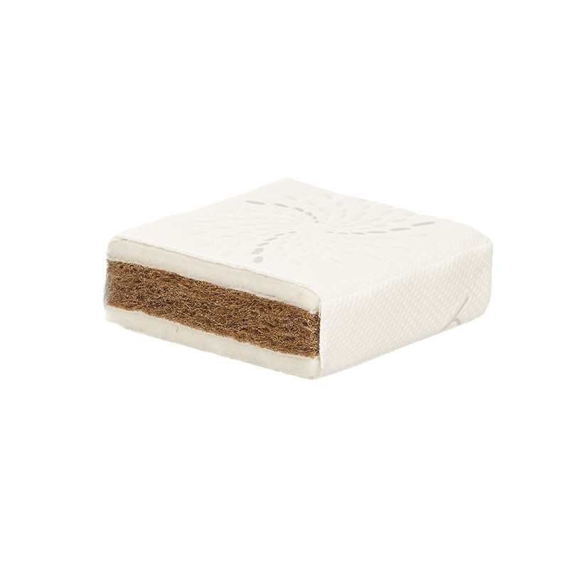 the latest 2d41f fdb51 Obaby Natural Coir/Wool Cot Bed Mattress 140x70cm