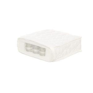 Obaby Pocket Sprung Cot Bed Mattress 140x70cm