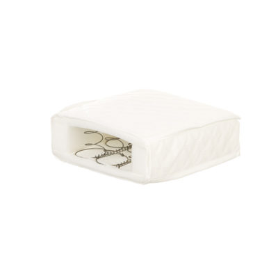 Obaby Sprung Space Saver Cot Mattress 100x50cms