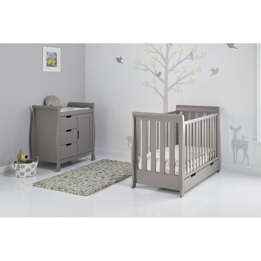 Furniture Store In Stamford Ct: Obaby Stamford Mini Sleigh 2 Piece Room Set