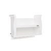 Obaby Stamford Sleigh Shelf - White