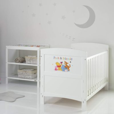 Obaby Winnie the Pooh 2 Piece Room Set - Pooh and Friends