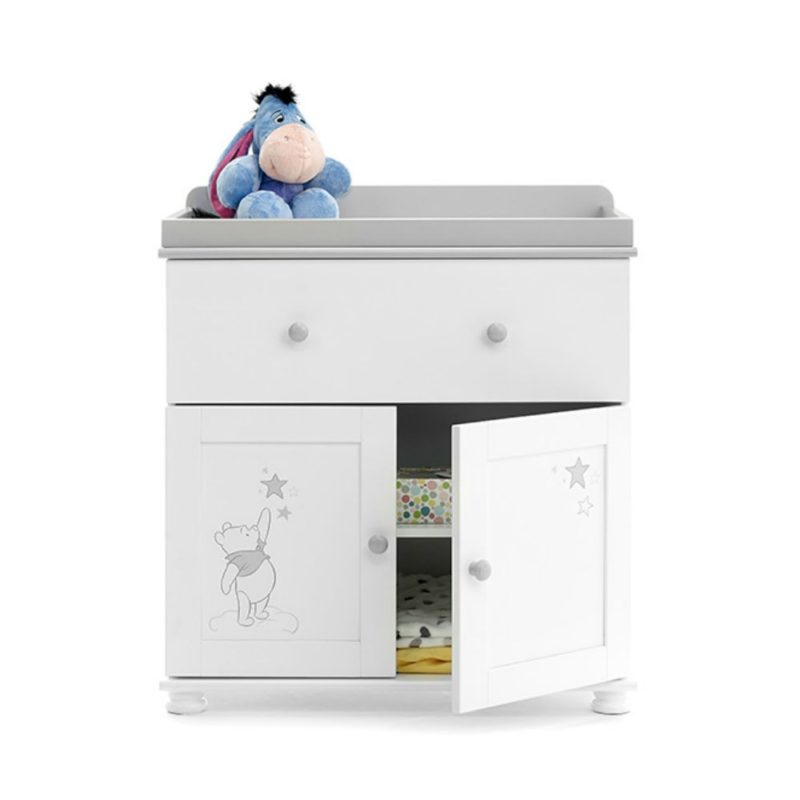 Obaby Winnie the Pooh Changing Unit - Dreams and Wishes 2