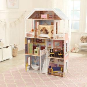Savannah Dollhouse14 pc furniture kidkraft