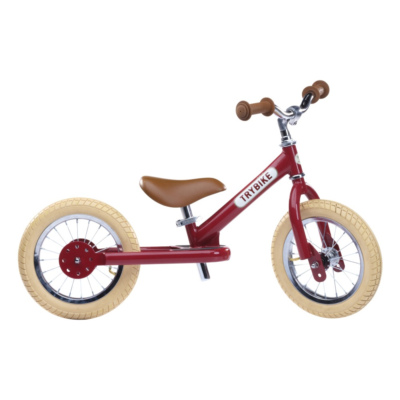 TRYBIKE STEEL VINTAGE RED