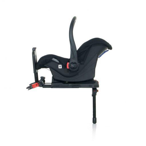 abc design isofix base with car seat 2018