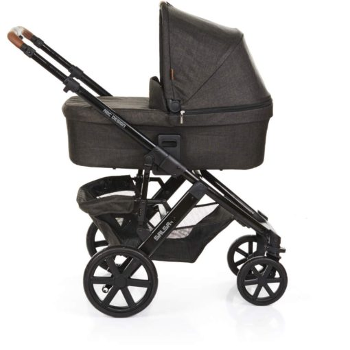 abc design salsa pushchair carrycot piano