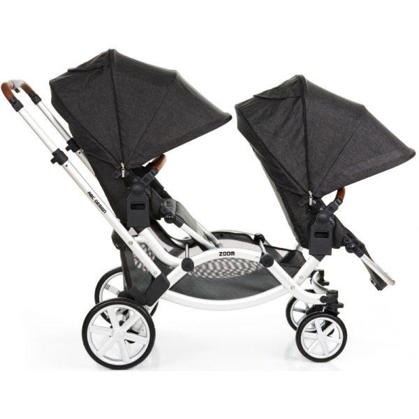 abc design zoom tandem stroller 2018