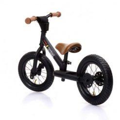 Trybike Steel Bike - Matte Black