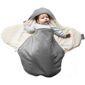 Wallaboo Baby Blanket Coco - Moonless Night